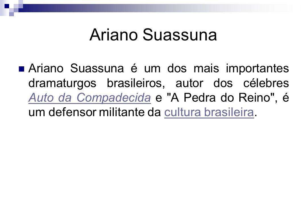 Ariano Suassuna