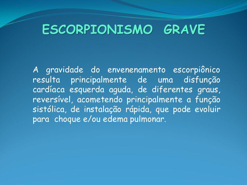 Escorpionismo Grave