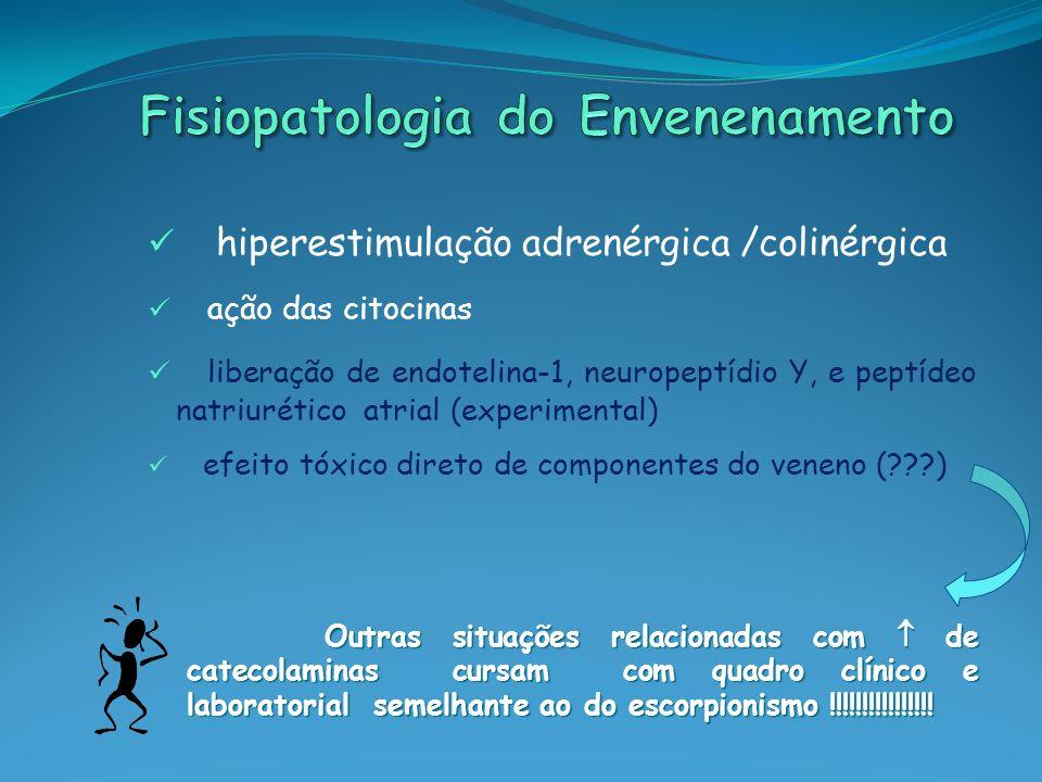 Fisiopatologia do Envenenamento