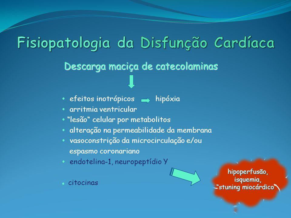 Fisiopatologia da Disfunção Cardíaca