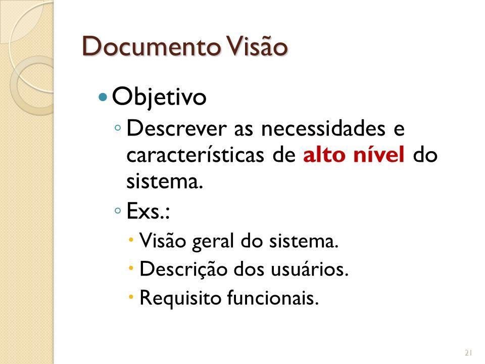 Documento Visão Objetivo