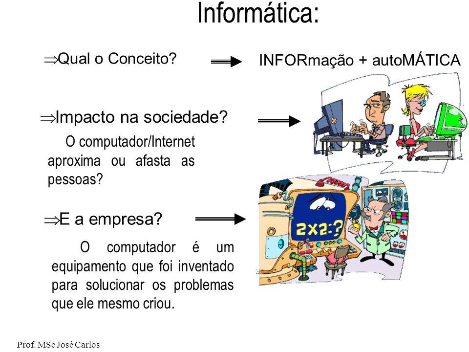 INFORmação + autoMÁTICA