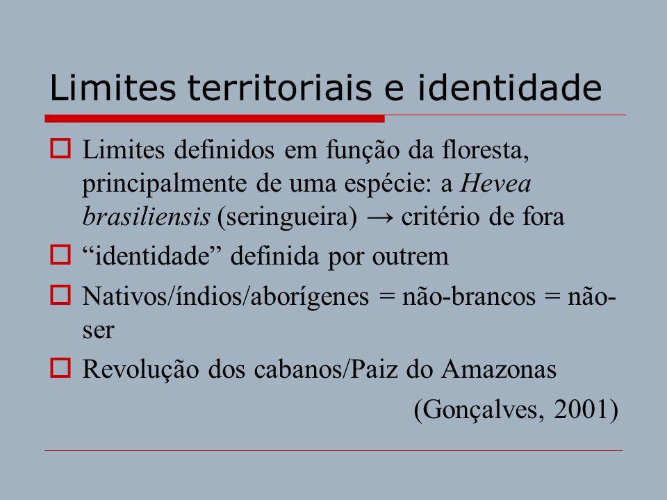 Limites territoriais e identidade