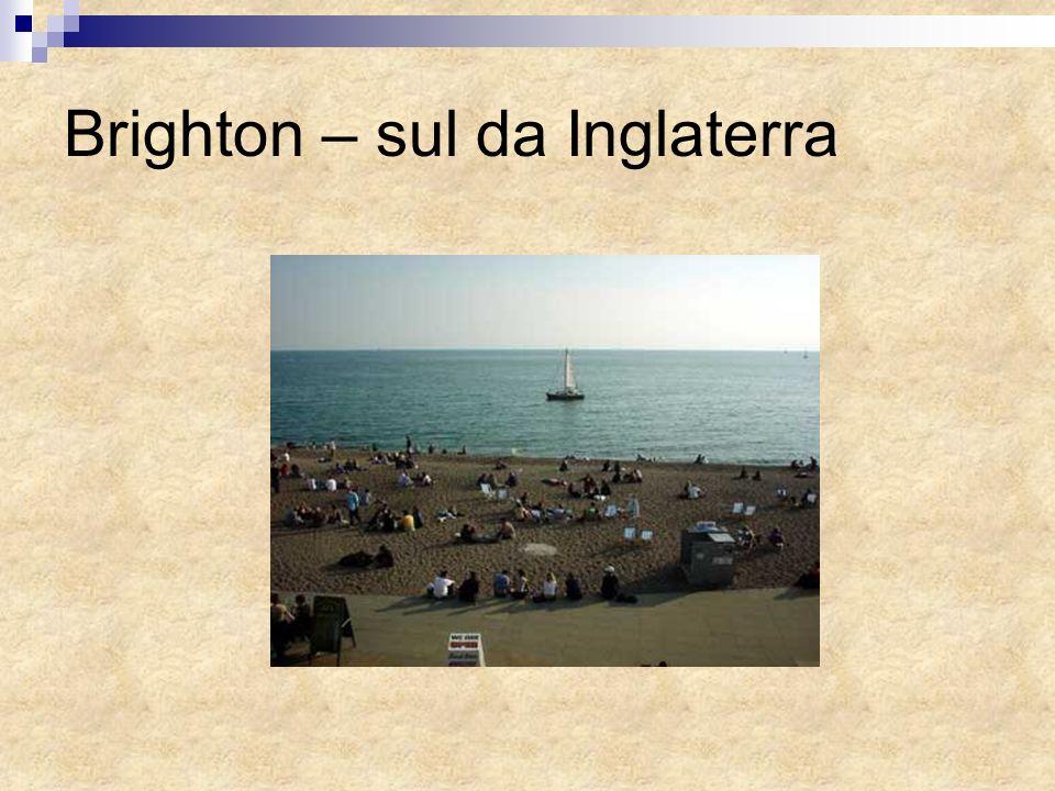 Brighton – sul da Inglaterra