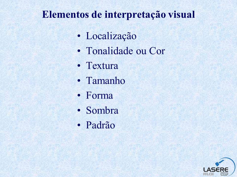 Elementos de interpretação visual