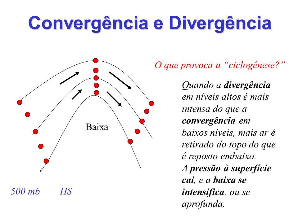 Convergência e Divergência