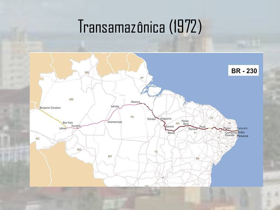 Transamazônica (1972)