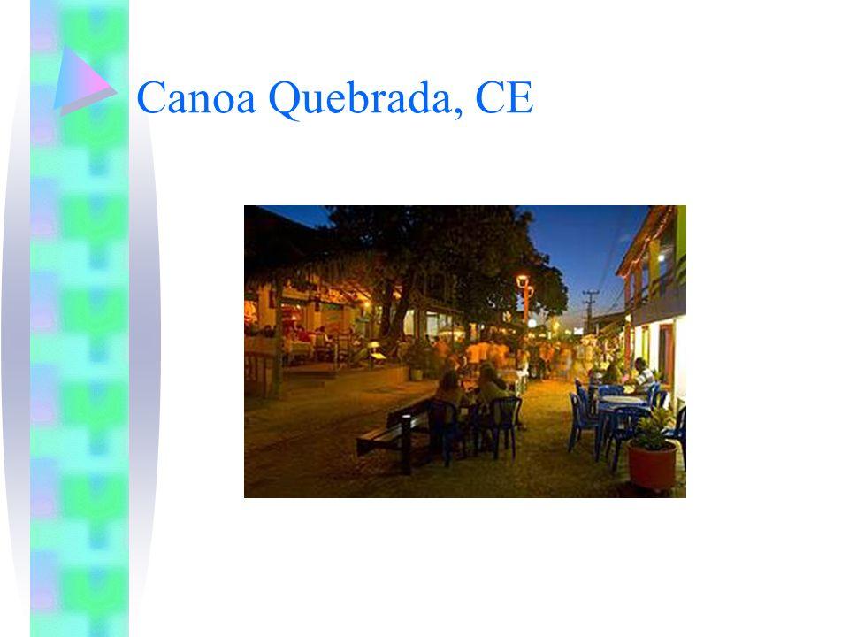 Canoa Quebrada, CE