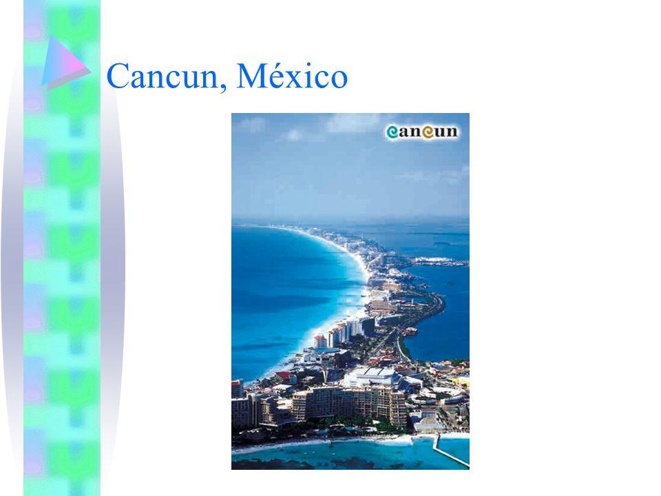 Cancun, México