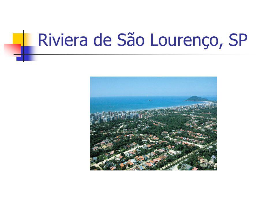 Riviera de São Lourenço, SP