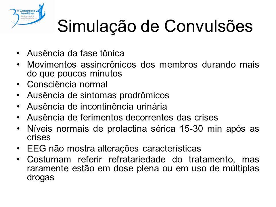 Simulação de Convulsões