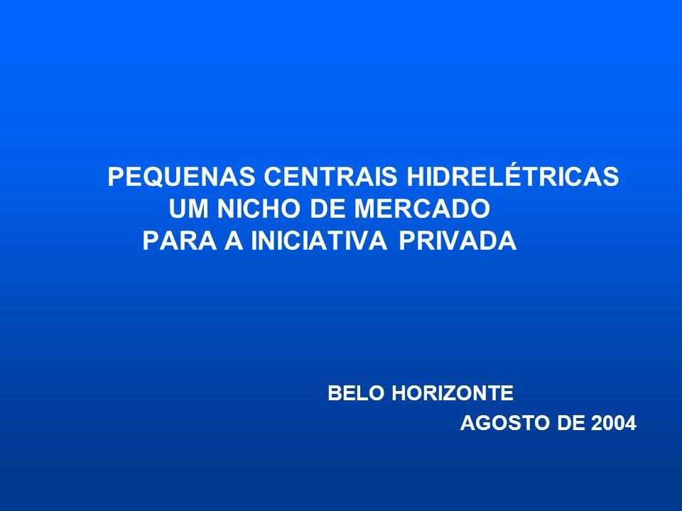 BELO HORIZONTE AGOSTO DE 2004