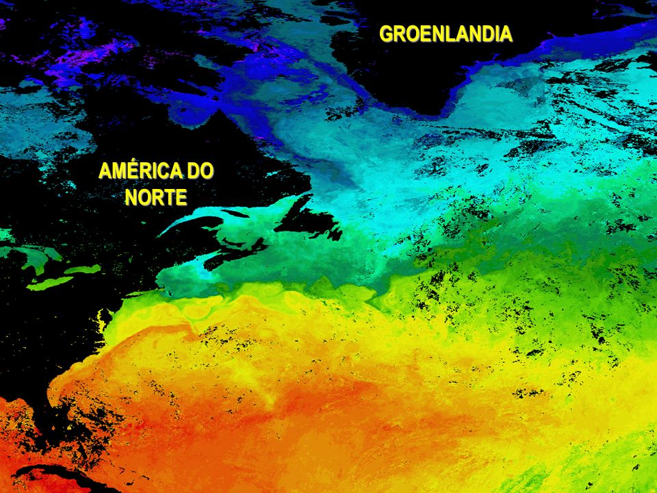 GROENLANDIA AMÉRICA DO NORTE