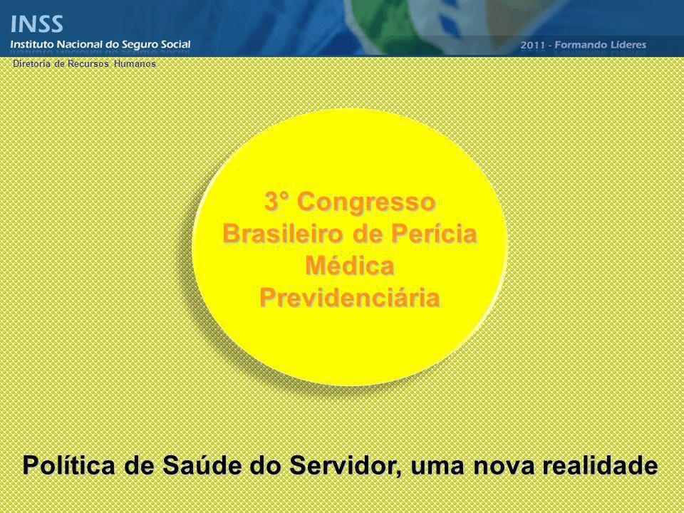 3° Congresso Brasileiro de Perícia Médica Previdenciária
