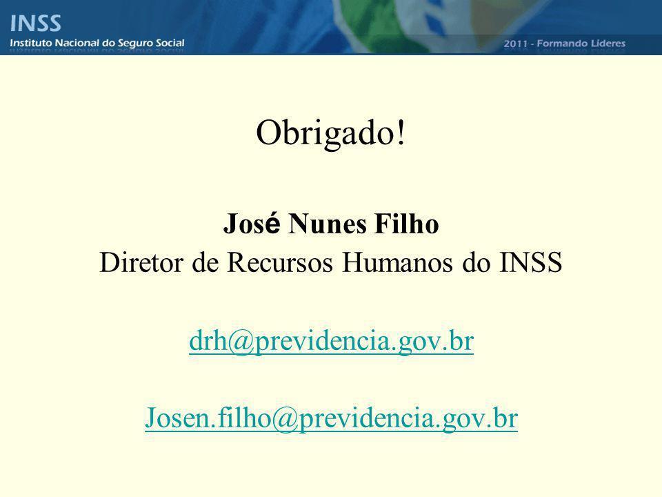 Diretor de Recursos Humanos do INSS