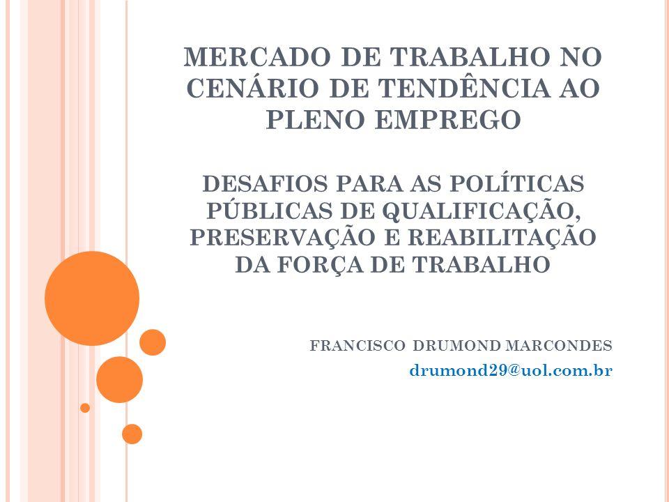 FRANCISCO DRUMOND MARCONDES drumond29@uol.com.br