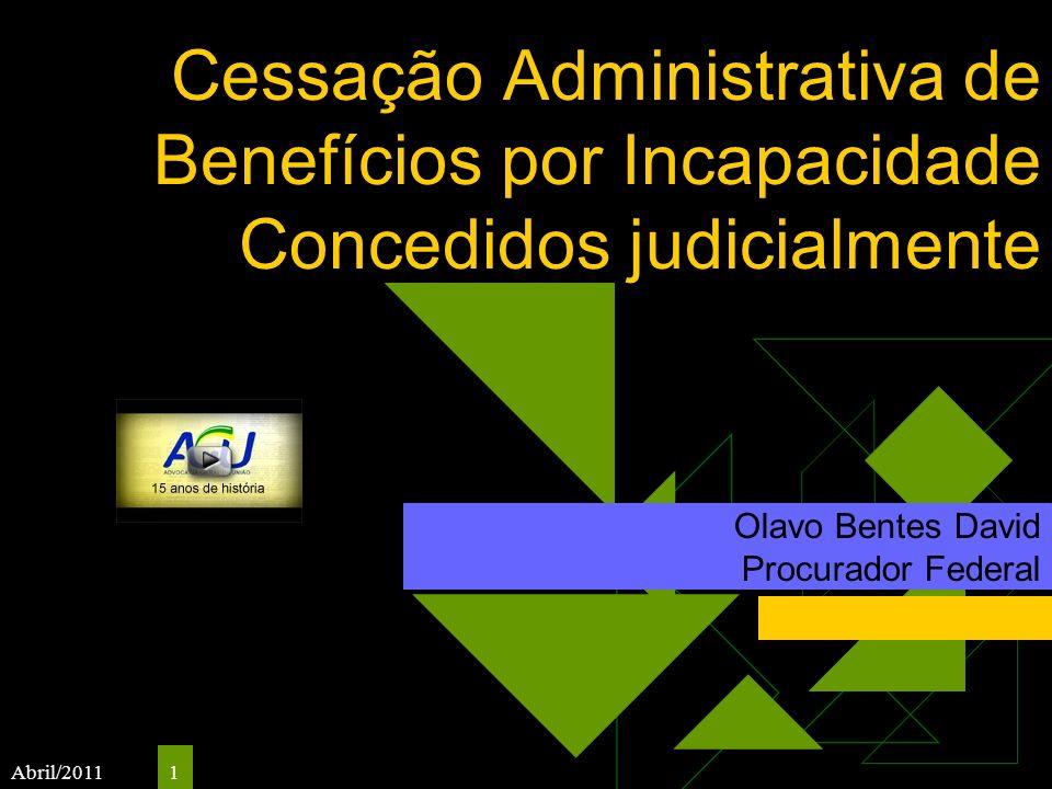 Olavo Bentes David Procurador Federal