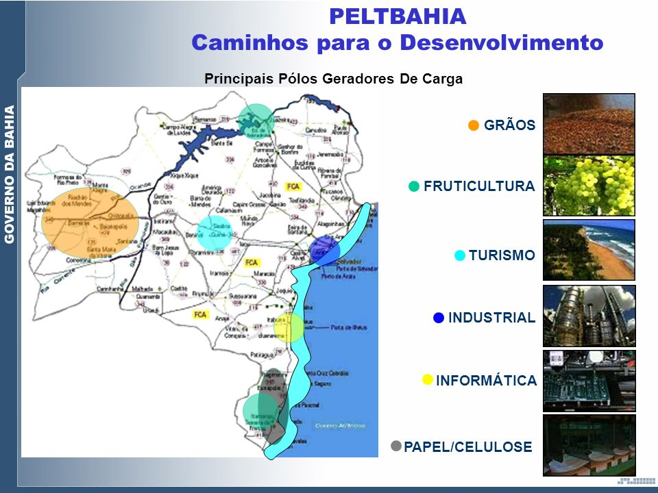 PELTBAHIA Caminhos para o Desenvolvimento