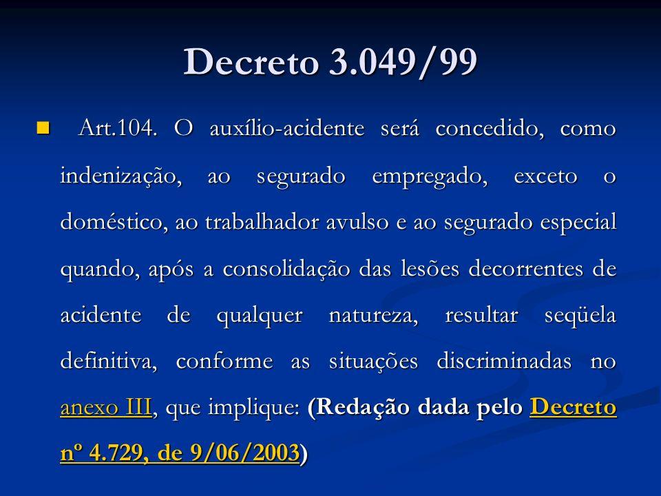 Decreto 3.049/99