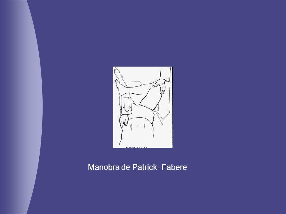 Manobra de Patrick- Fabere