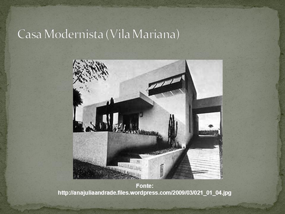 Casa Modernista (Vila Mariana)