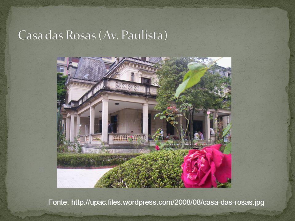 Casa das Rosas (Av. Paulista)