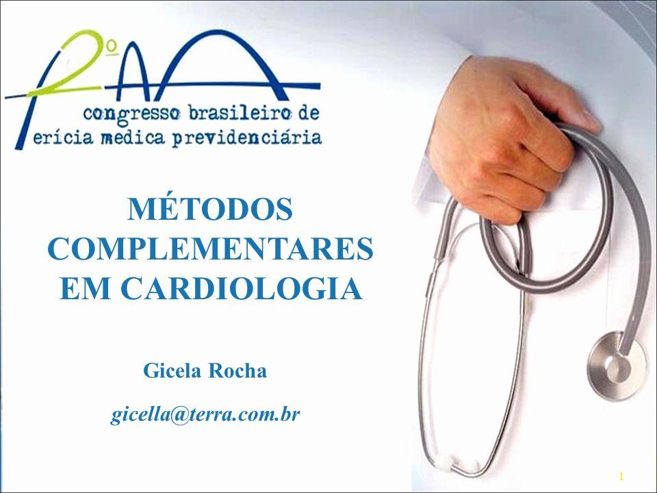COMPLEMENTARES EM CARDIOLOGIA