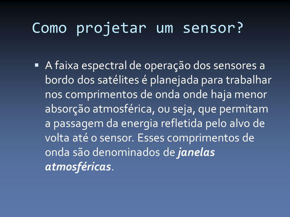 Como projetar um sensor
