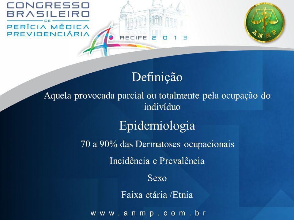 Definição Epidemiologia