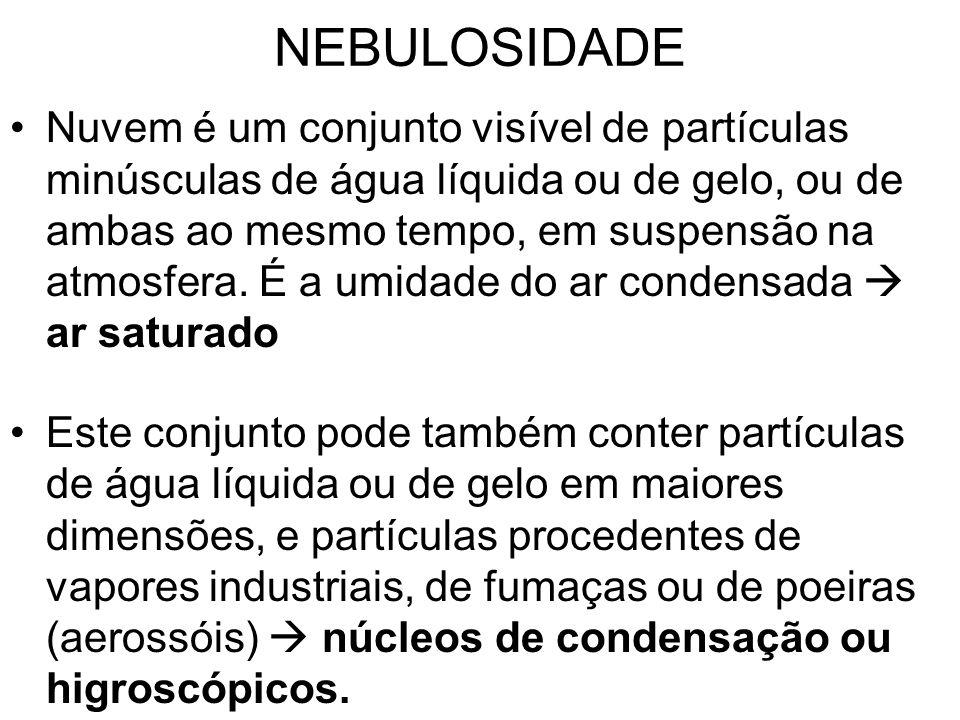 NEBULOSIDADE