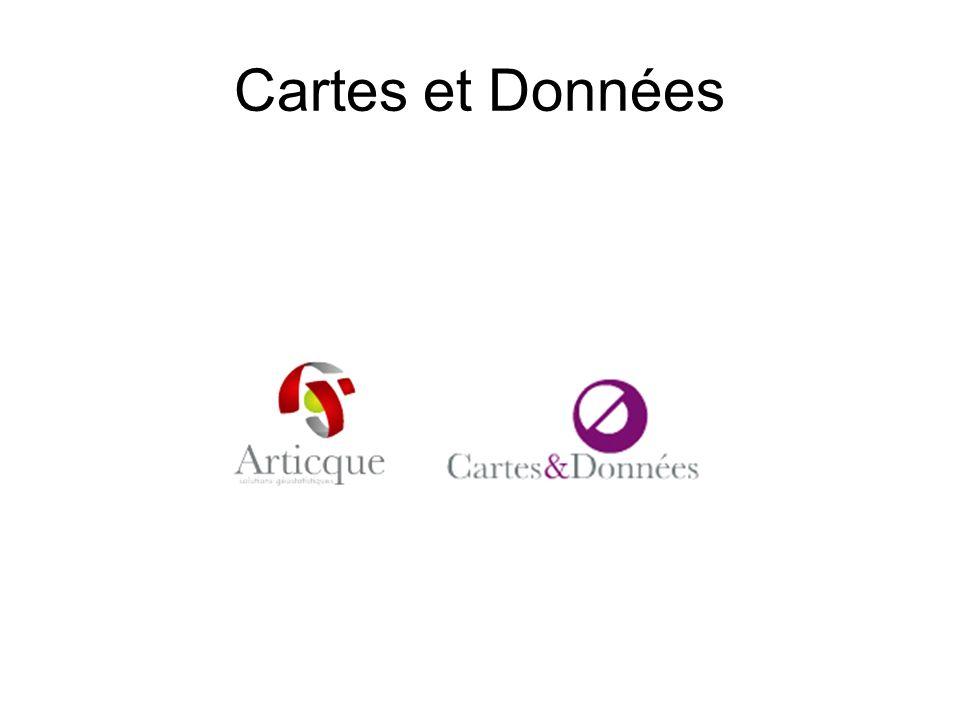 Cartes et Données