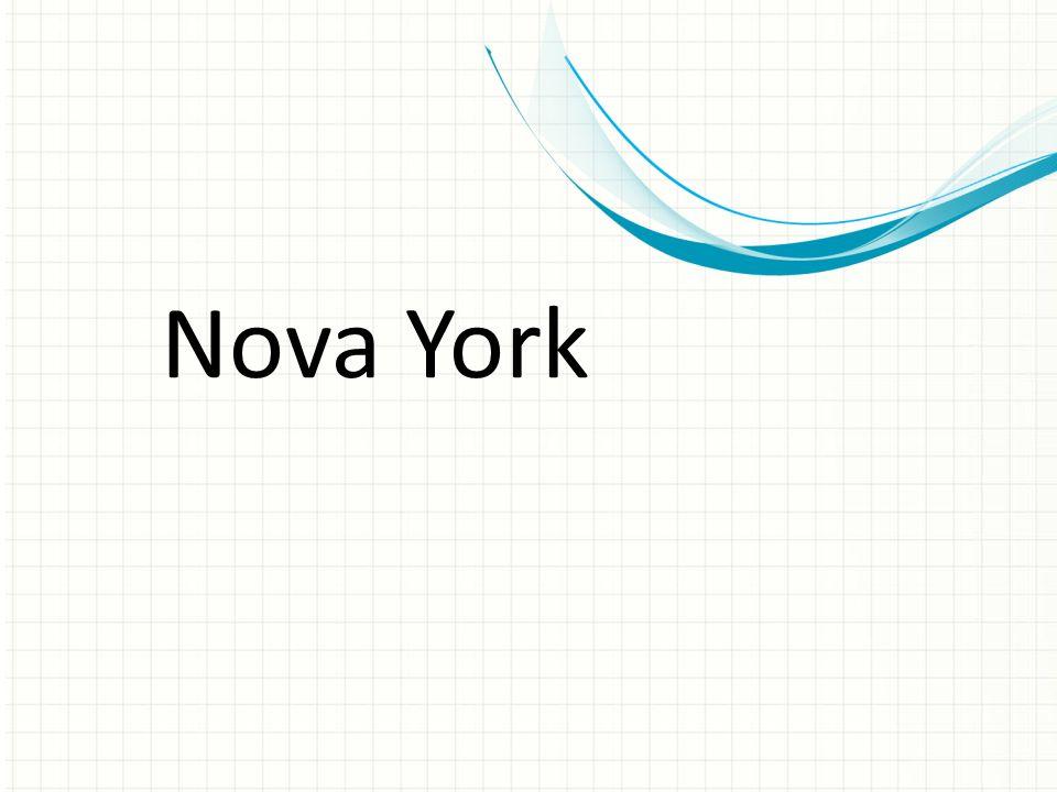Nova York Esta é outra opção para um slide de Visão Geral usando transições.