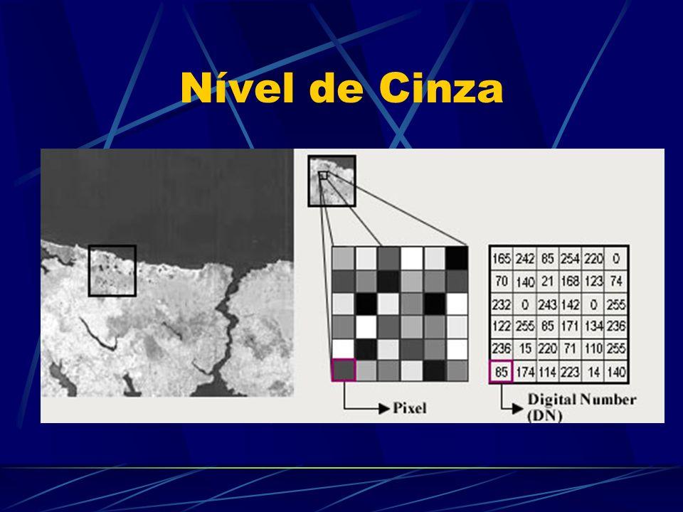 Nível de Cinza