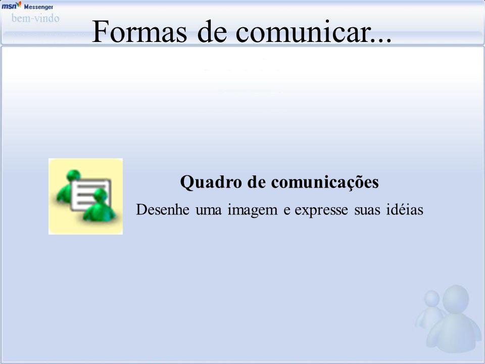 Quadro de comunicações