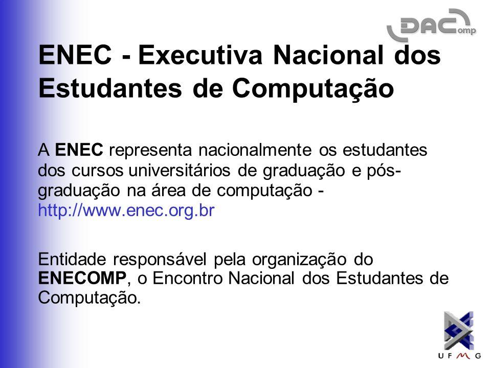 ENEC - Executiva Nacional dos Estudantes de Computação