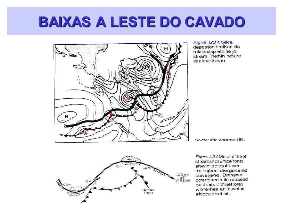 BAIXAS A LESTE DO CAVADO