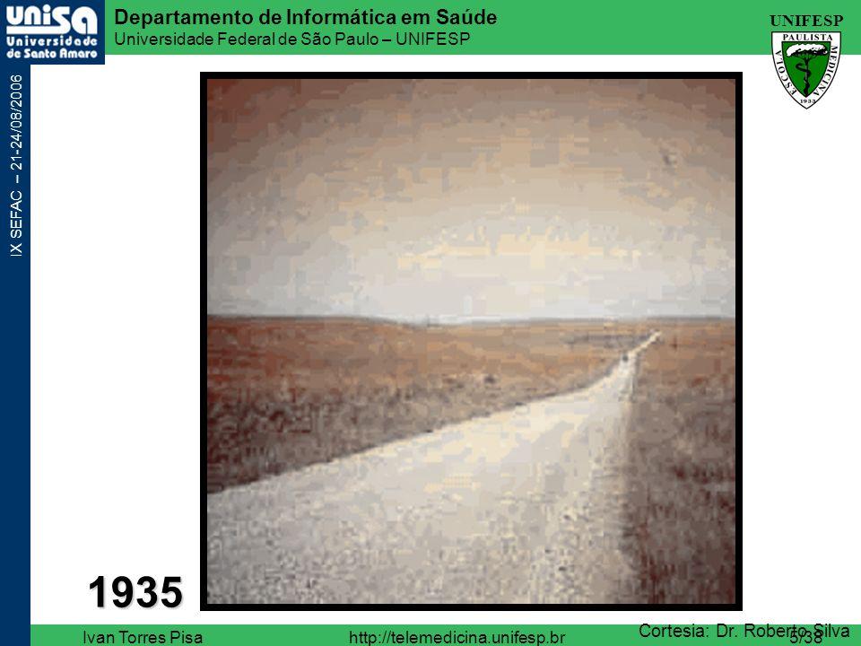 1935 Cortesia: Dr. Roberto Silva Ivan Torres Pisa