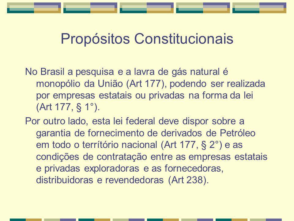 Propósitos Constitucionais