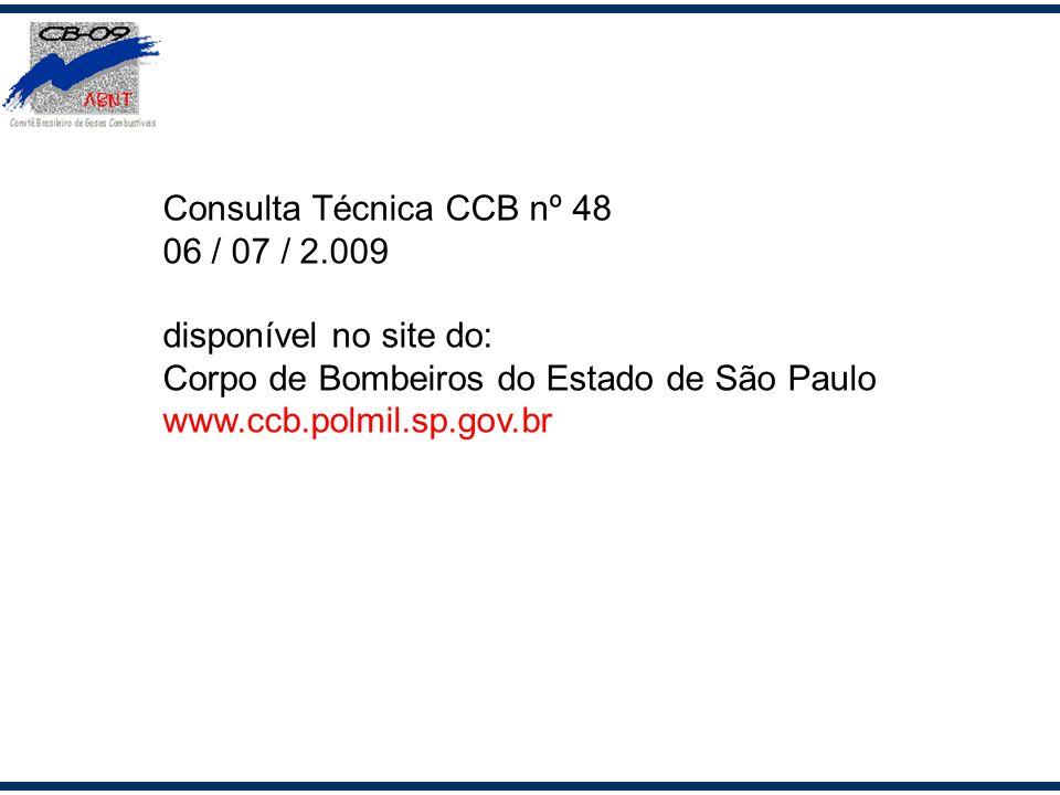 Consulta Técnica CCB nº 48