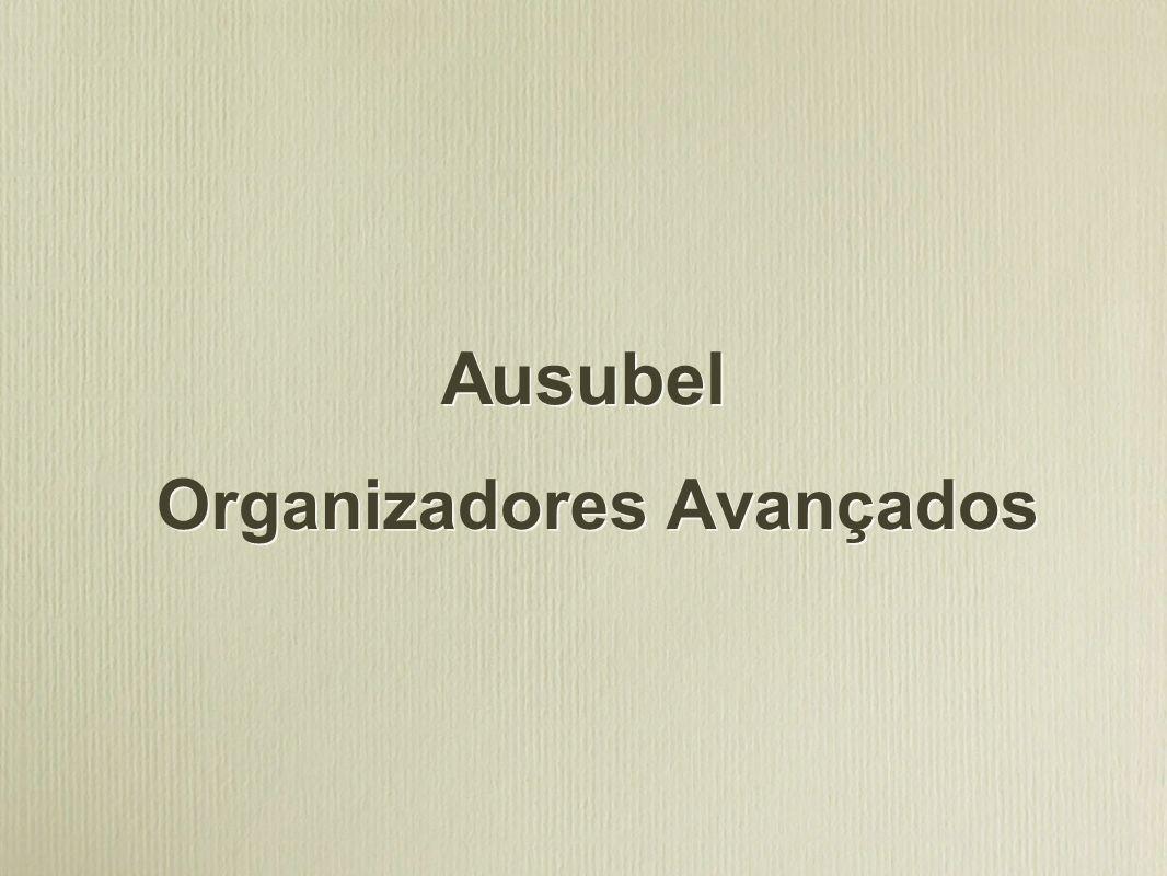 Organizadores Avançados