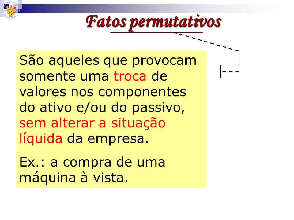 Fatos permutativos