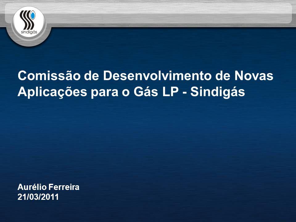 Comissão de Desenvolvimento de Novas Aplicações para o Gás LP - Sindigás