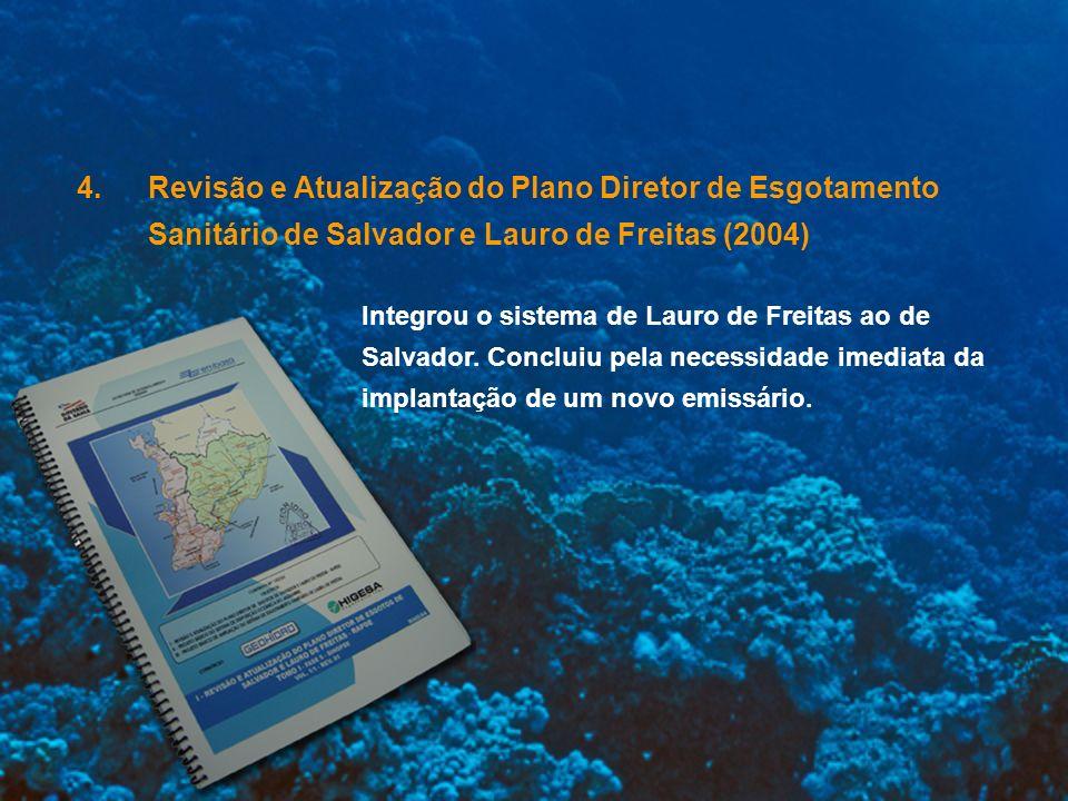Revisão e Atualização do Plano Diretor de Esgotamento