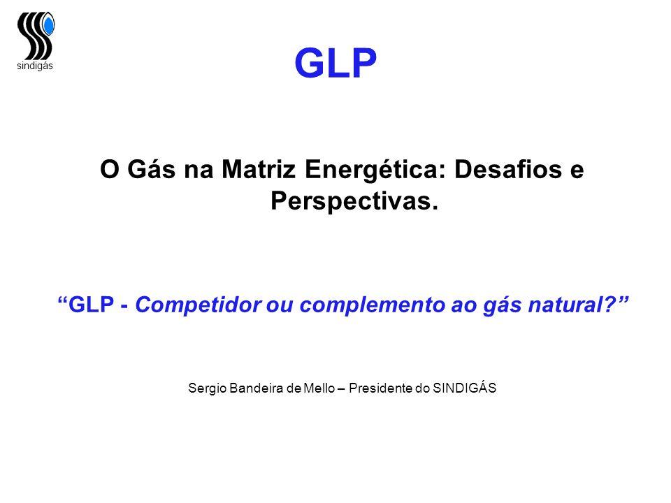 O Gás na Matriz Energética: Desafios e Perspectivas.