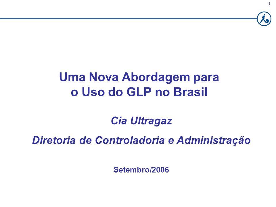 Uma Nova Abordagem para o Uso do GLP no Brasil