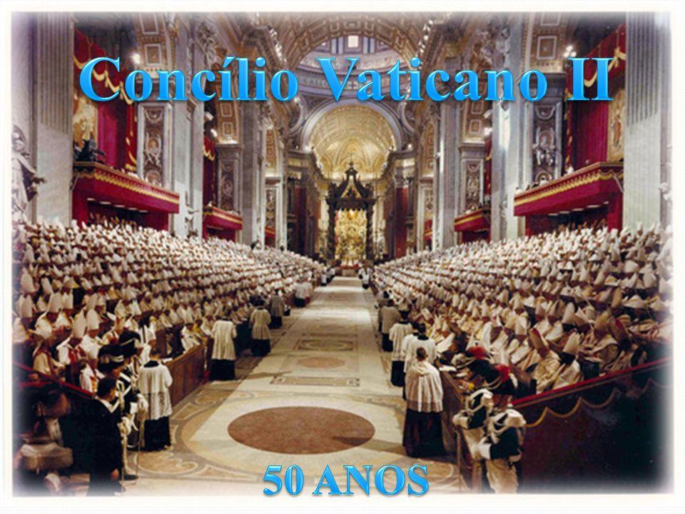 Concílio Vaticano II 50 ANOS