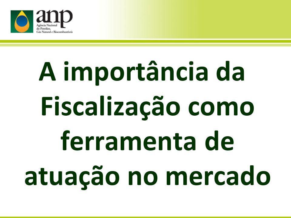 A importância da Fiscalização como ferramenta de atuação no mercado