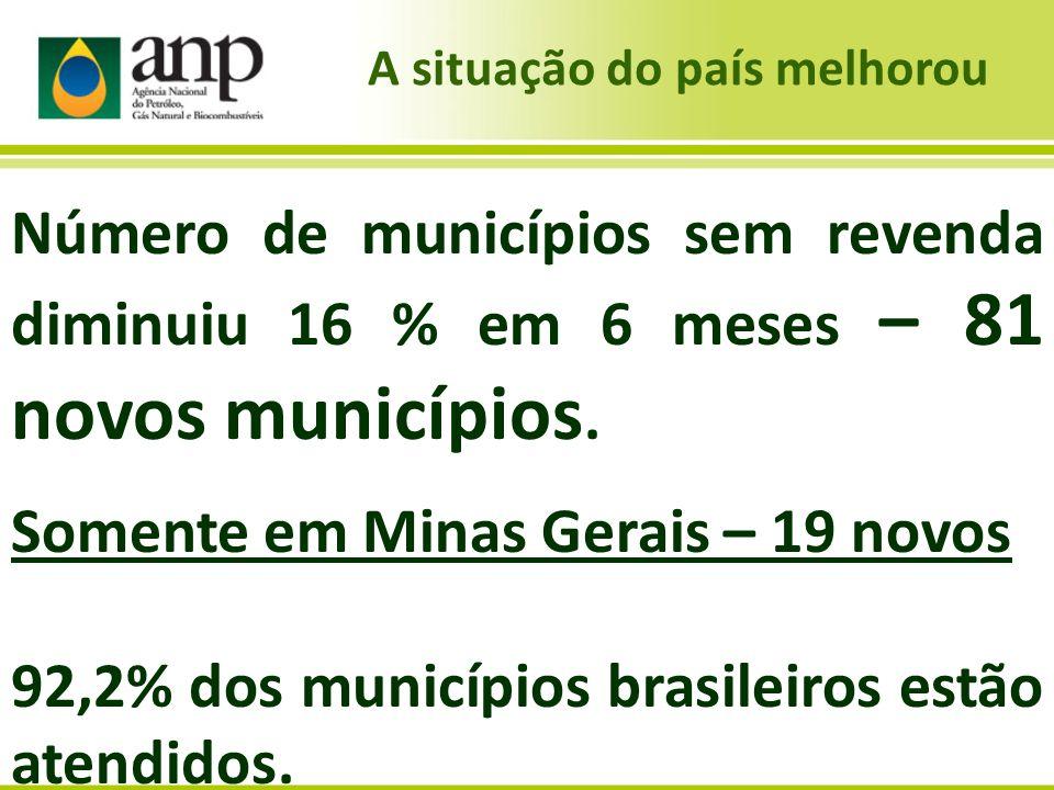 Somente em Minas Gerais – 19 novos