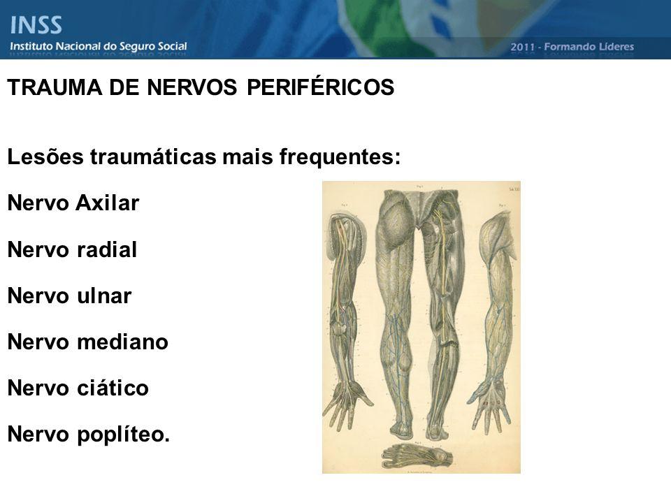 TRAUMA DE NERVOS PERIFÉRICOS