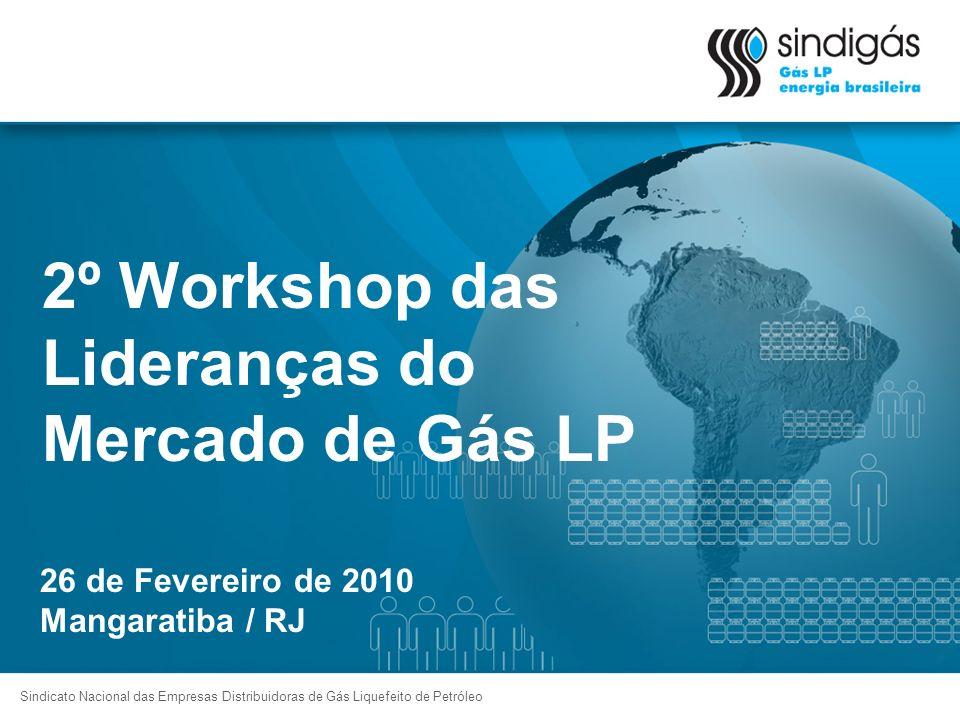 2º Workshop das Lideranças do Mercado de Gás LP